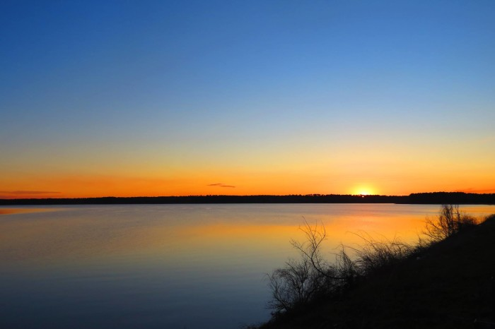 10. Okatibee Lake, Meridian