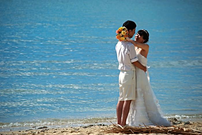 10. Hawaii is the No. 1 honeymoon destination.