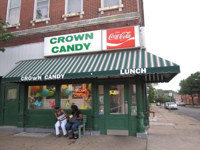 10.Crown Candy Kitchen, St. Louis