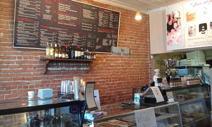 10.2. Cupini's, Kansas City