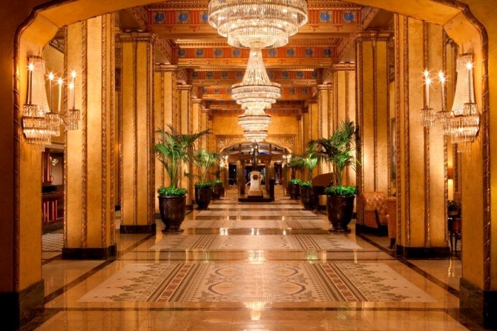 20) The Roosevelt Hotel New Orleans