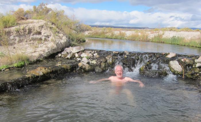 9. Bog Hot Springs - Denio, NV