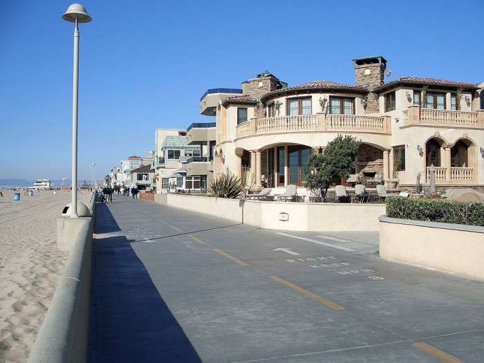 6. The Strand in Los Angeles County