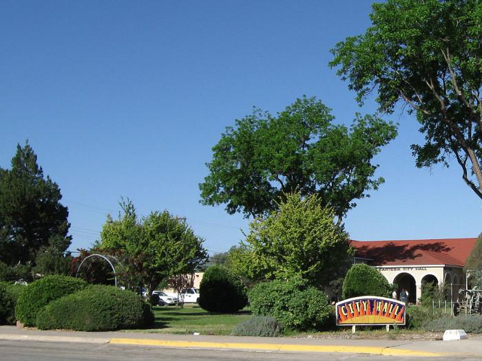Artesia New Mexico City Hall