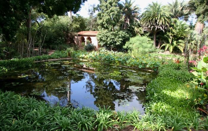 3. Lotusland in Montecito