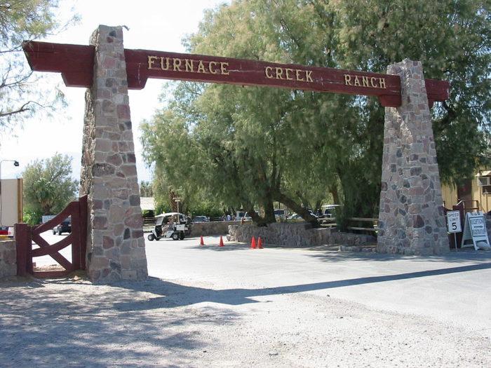 5. Furnace Creek -- Inyo County