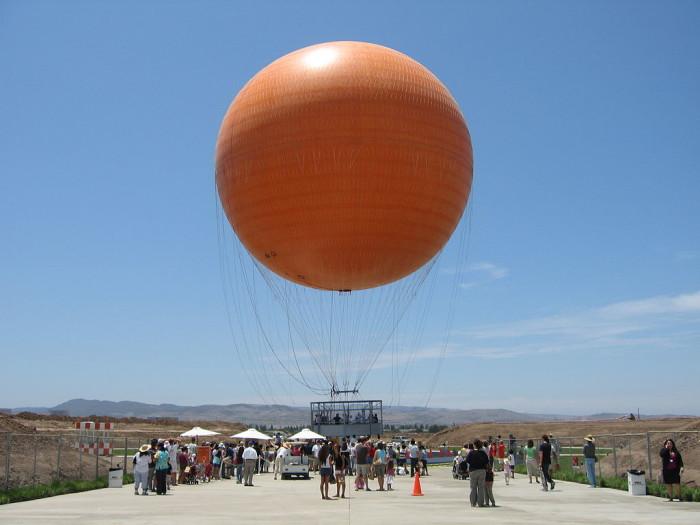 8. Great Park Balloon Ride in Irvine