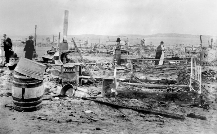 5. In 1914, 19 men, women, and children were brutally killed by the Colorado Fuel and Iron Company when they attempted to join the United Mine Workersof America.