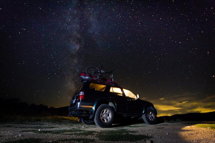 10. Windsurf Mobile At Night