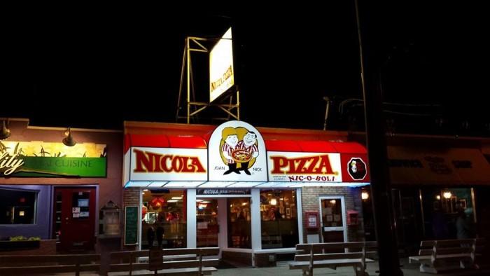 11. Nicola Pizza, Rehoboth Beach