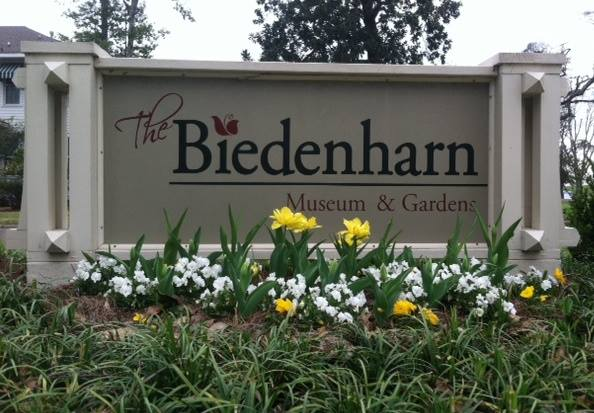 8. Enjoy the gorgeous gardens at The Biedenharn Museum in Monroe.