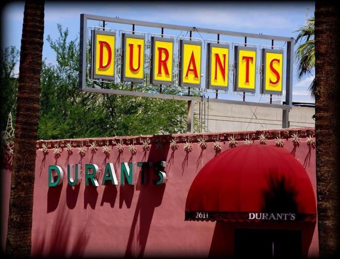 4. Durant's, Phoenix