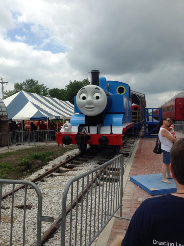 1. Midland Railway (Baldwin City)