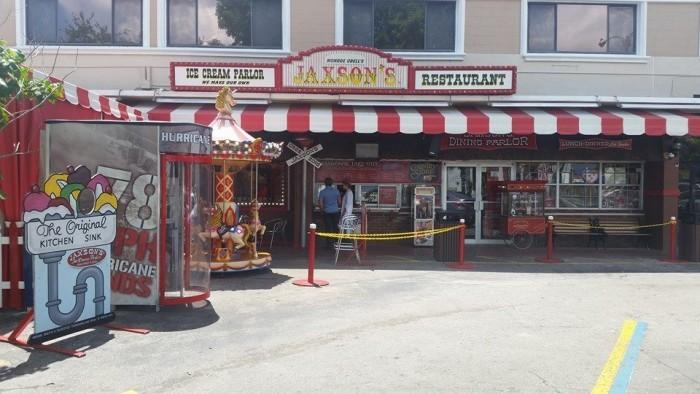 3. Jaxson's Ice Cream Parlor & Restaurant, Dania Beach