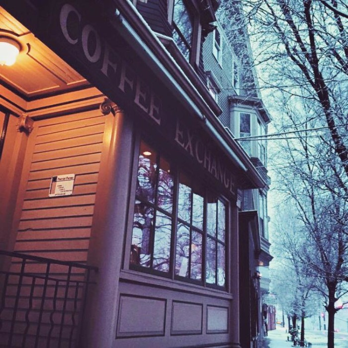 3. Coffee Exchange, Providence