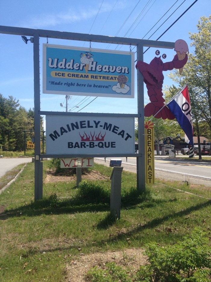 6. Mainely Meat BBQ, Bar Harbor