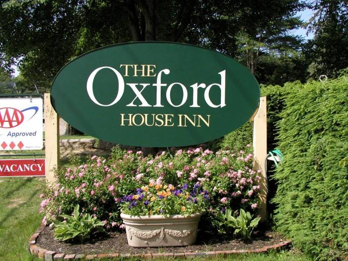 4. The Oxford House Inn, Fryeburg