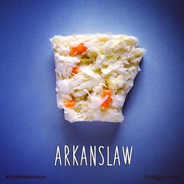 4. Arkansas