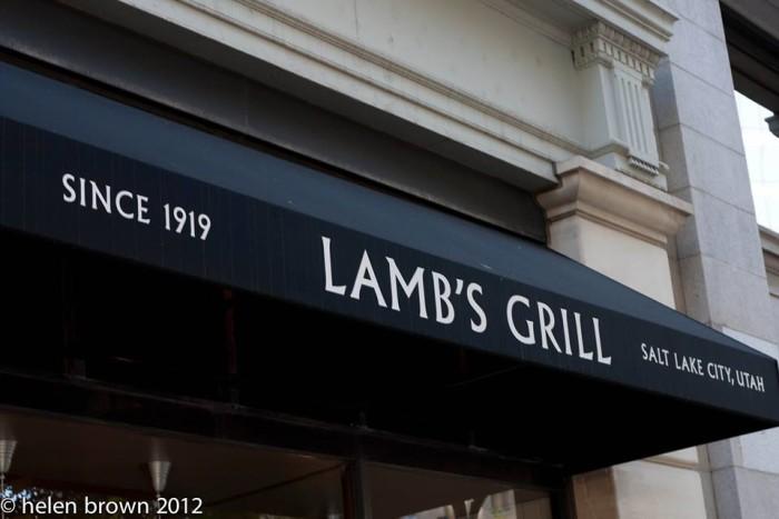 5. Lamb's Grill