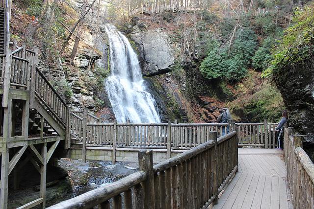7. Bushkill Falls