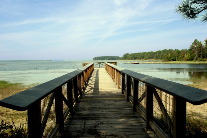 2. South Toledo Bend State Park
