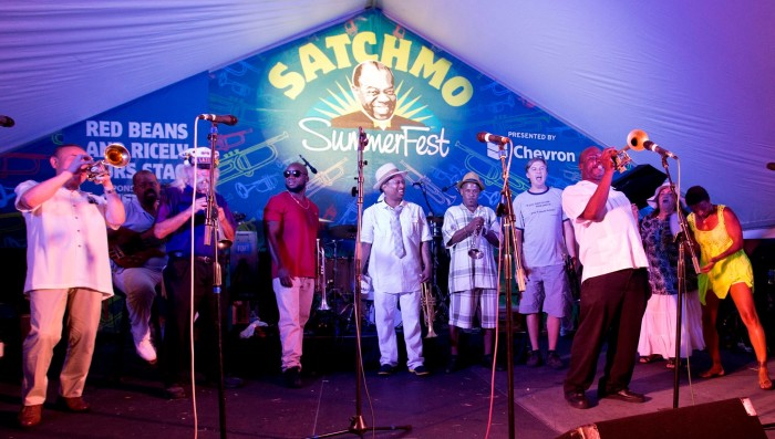 8) Satchmo Summer Fest