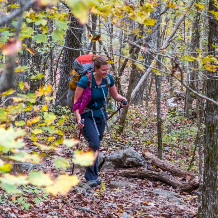 5. ...hiking spots.