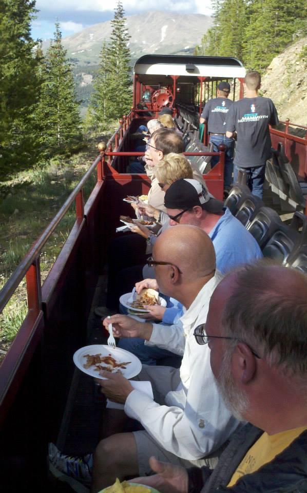 8. Leadville Colorado & Southern Railroad (Leadville)