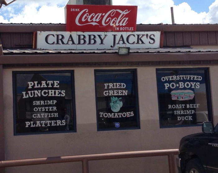Crabby Cafe Hours