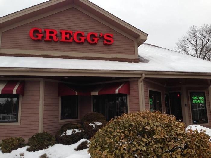4. Gregg's Restaurant