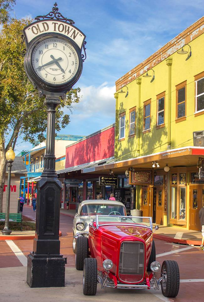 4. Old Town, Kissimmee