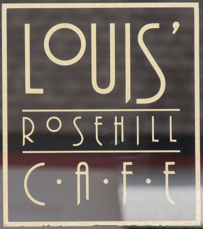 6. Louis' Rose Hill Cafe (Rose Hill)