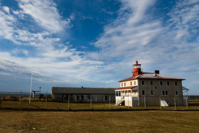 15. Point Lookout Lighthouse