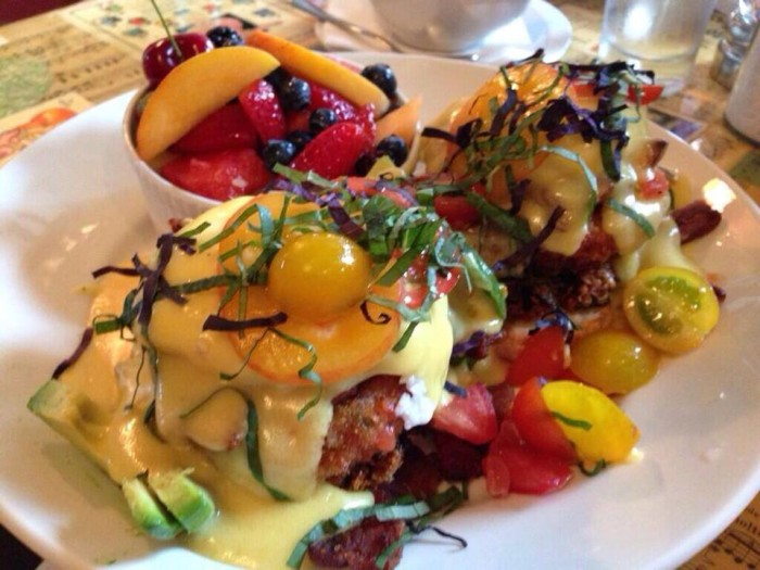 Day 3: Have breakfast at Word of Mouth Bistro in Salem.