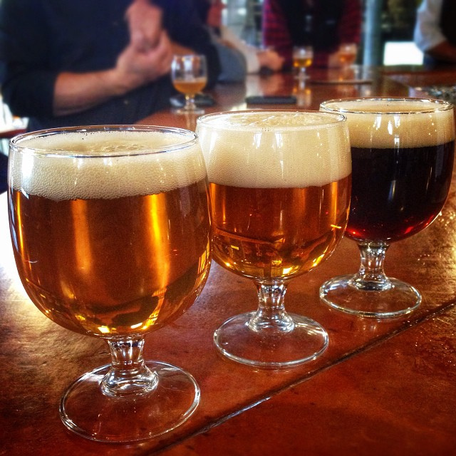 1. The Colorado drink of choice is craft beer.