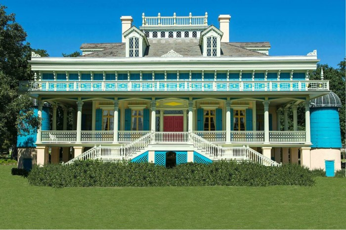 5. San Francisco Plantation
