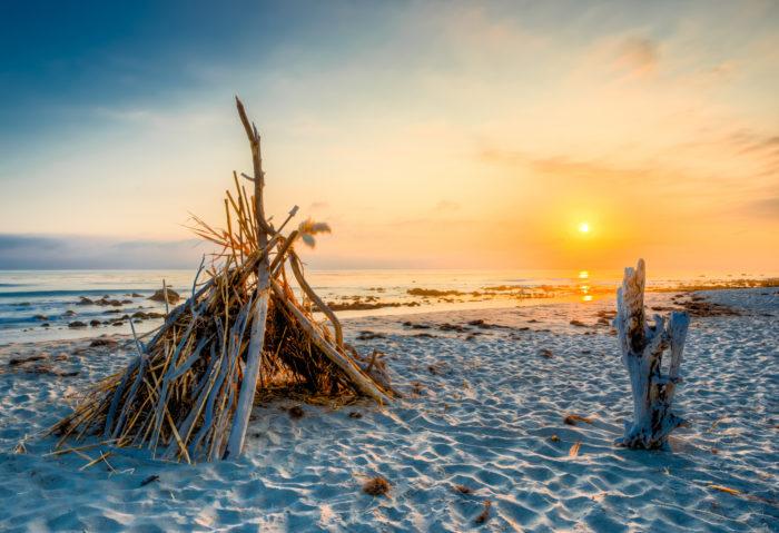 11. Breathtaking sunrises and sunsets