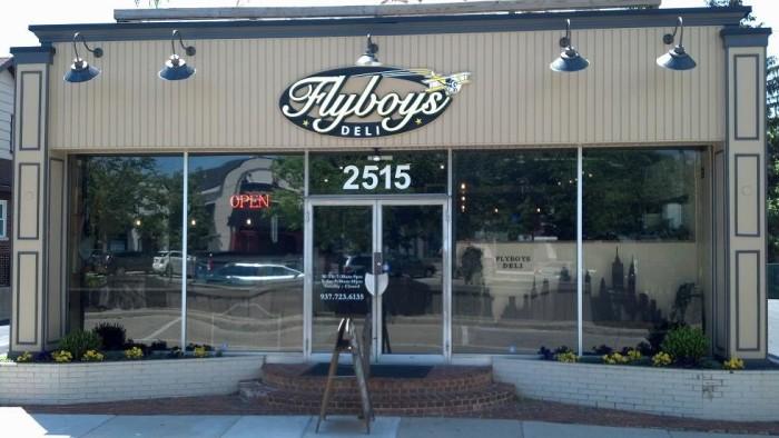 4. Flyboy's Deli (Dayton)