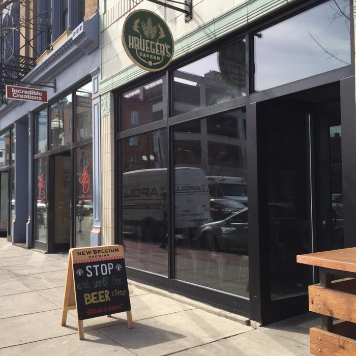 1. Krueger's Tavern (Cincinnati)
