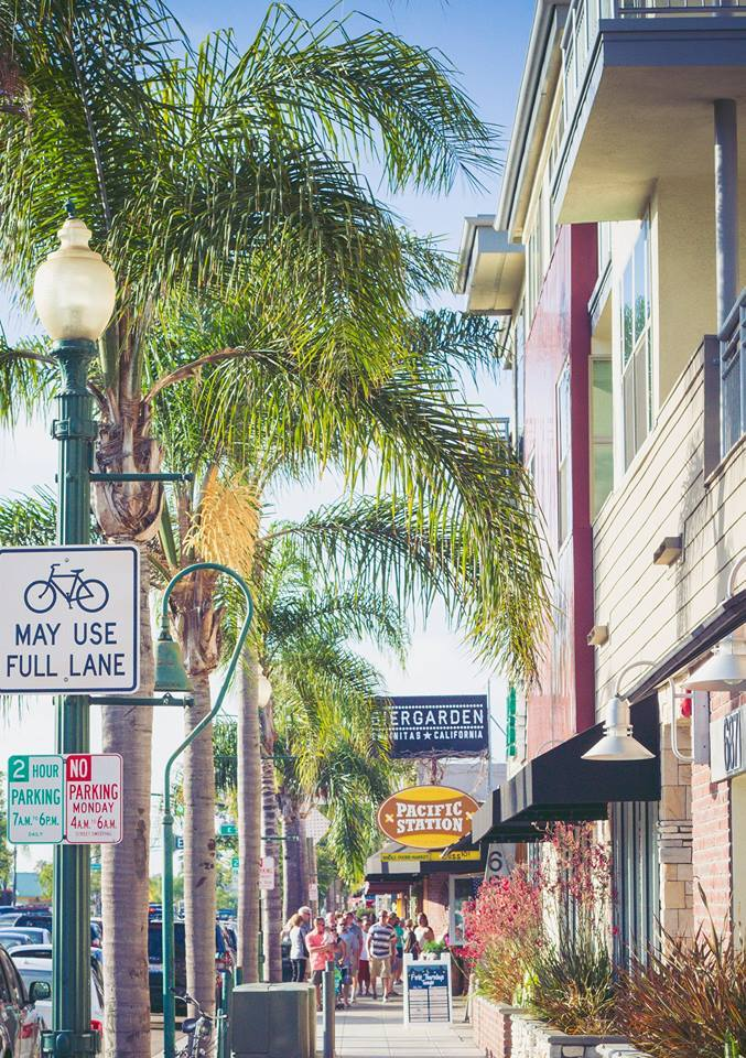 12 Charming Main Streets In Southern California