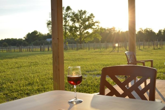 3. Harvest Ridge Winery, Marydel