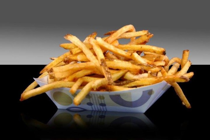 5. You can't imagine eating fries without fry sauce.