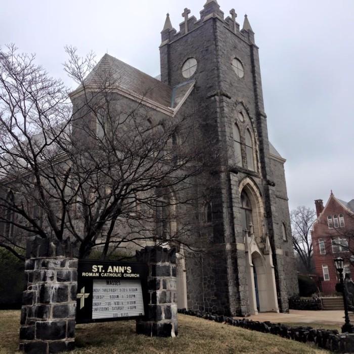 17. St. Ann Roman Catholic Church, Wilmington