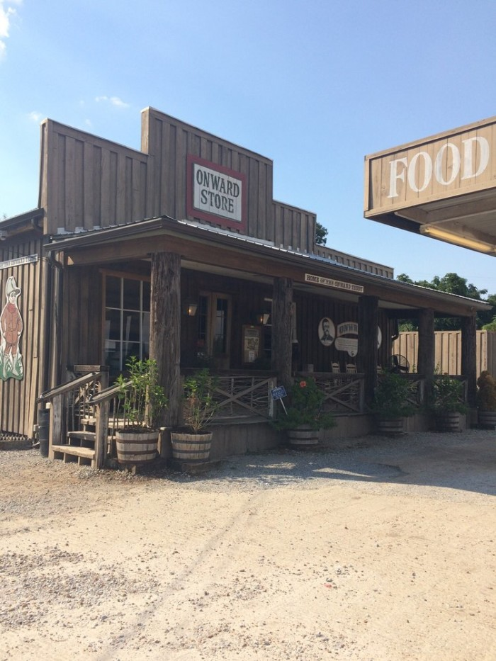 2. Rolling Fork – The Onward Store