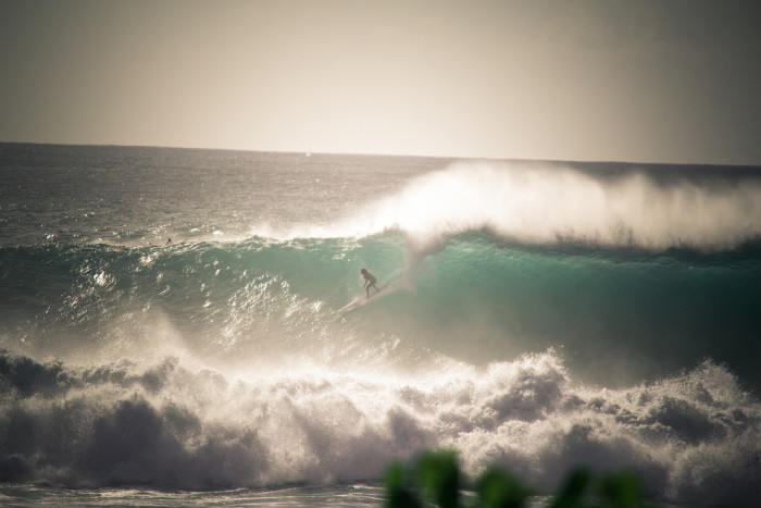 11. Watch the monstrous waves on Oahu's north shore.