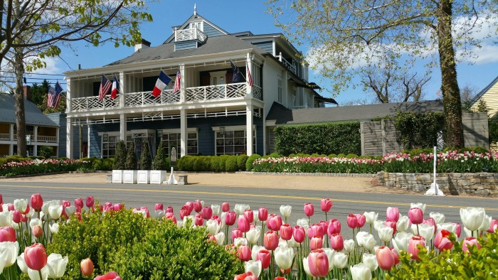 8. The Inn at Little Washington