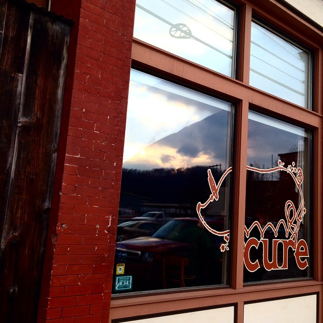 1. Cure, Pittsburgh