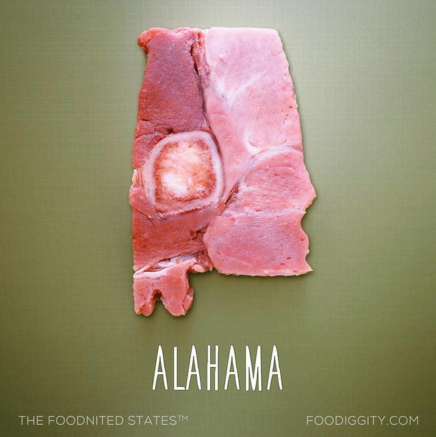 1. Alabama