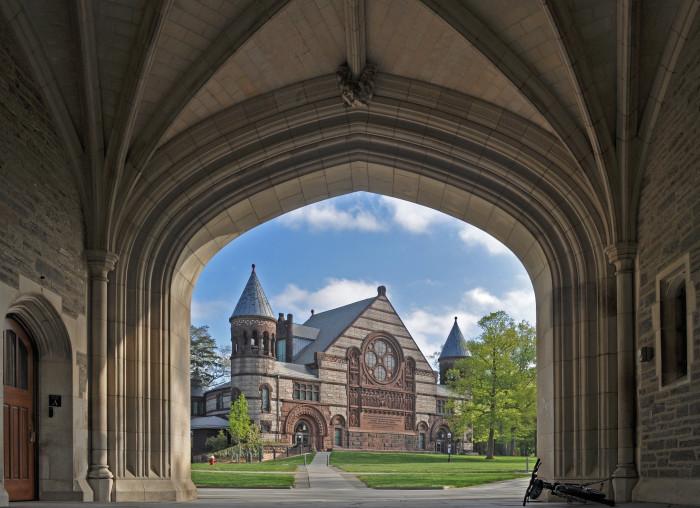 7. Princeton University