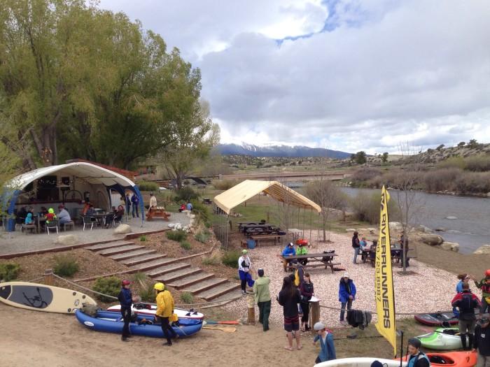 11. River Runners at Browns Canyon (Buena Vista)